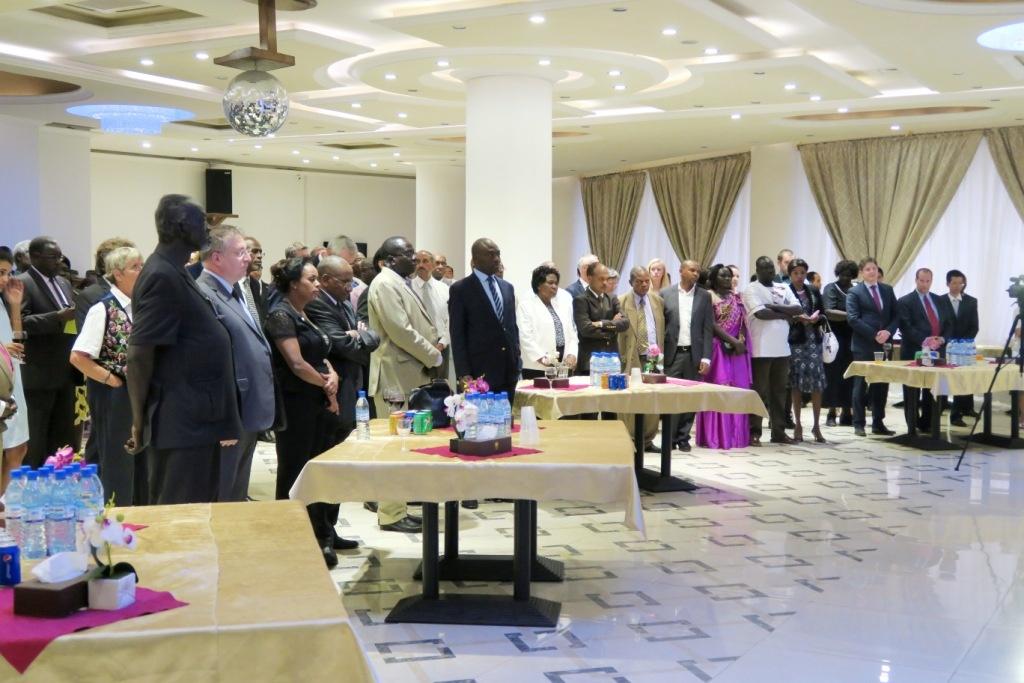 在スーダン日本国大使館 -