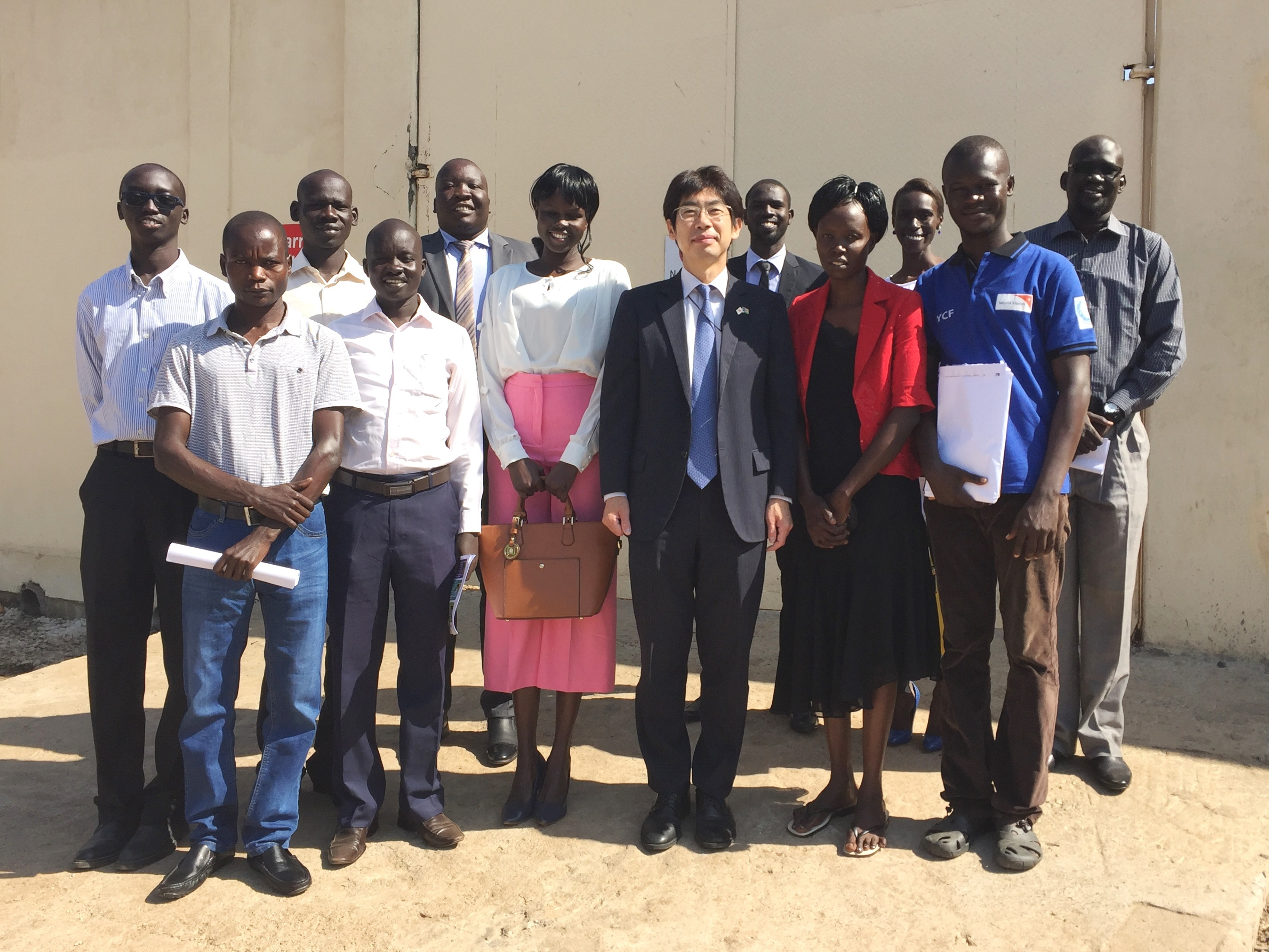 Programmes for South Sudan : Embassy of Japan in South Sudan