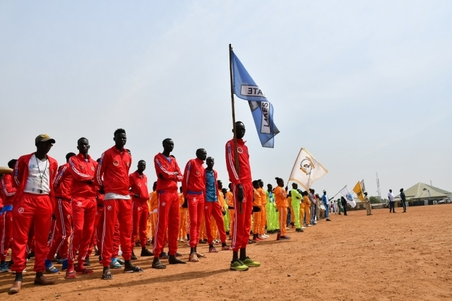 The 5th National Unity Day Sports Event